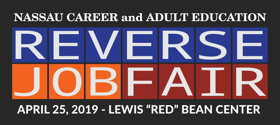 Nassau Reverse Job Fair Footer Logo