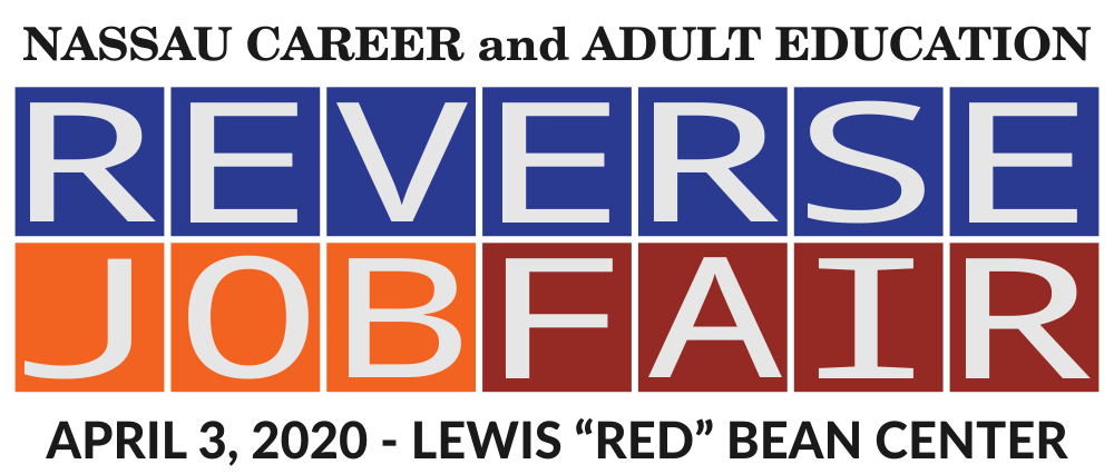 Nassau Reverse Job Fair Logo