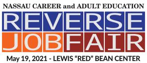 Nassau Reverse Job Fair Logo